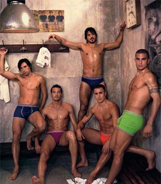 Italian men are sexy