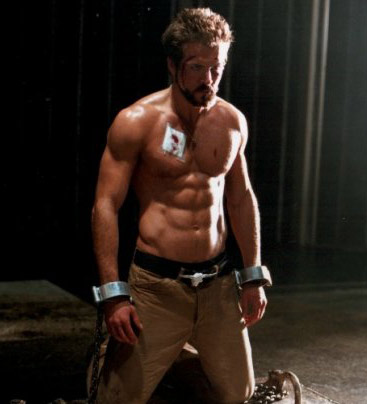 Ryan Reynolds Skinny on Ryan Reynolds Shirtless