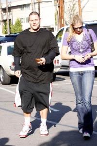 Kevin Federline & New Girlfriend Getting Lunch