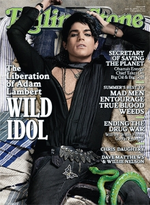 Adam Lambert Rolling Stone