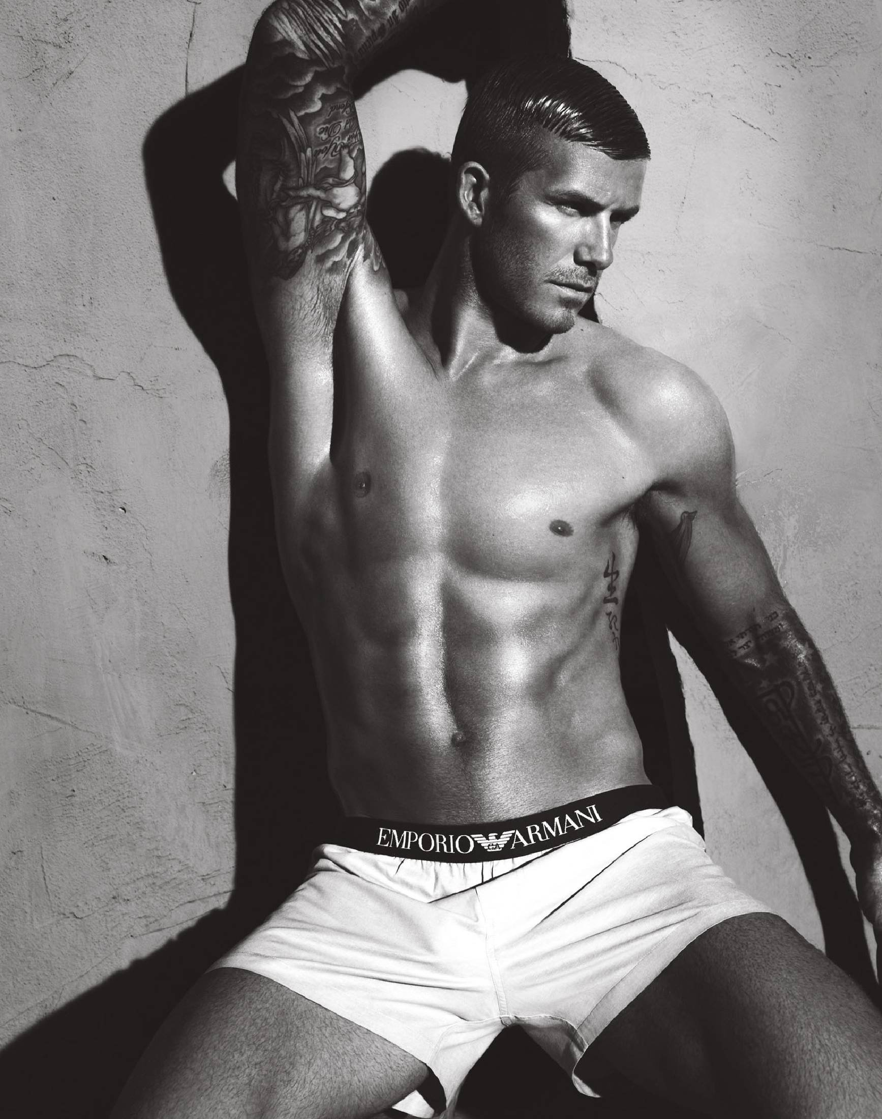 David Beckham Is Still Hot In His Skivvies