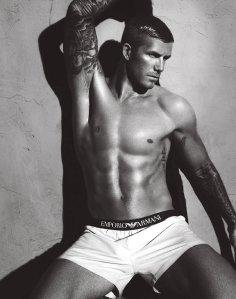 David Beckham Underwear Shot 2
