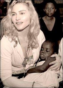 Madonna Mercy
